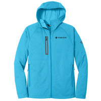 NF0A3LHH - The North Face Canyon Flats Fleece Hooded Jacket